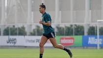 Tak Ada Kata Istirahat bagi Cristiano Ronaldo