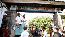 Proyek Revitalisasi Pasar di Bali Terapkan Protokol COVID-19