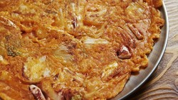 Resep Kimchi Pancake yang Gurih Pedas