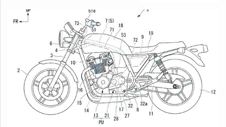 Honda Patenkan Semi otomatis