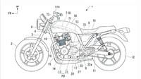 Honda Patenkan Sistem Semi Otomatis Terbaru Tanpa Tuas Kopling