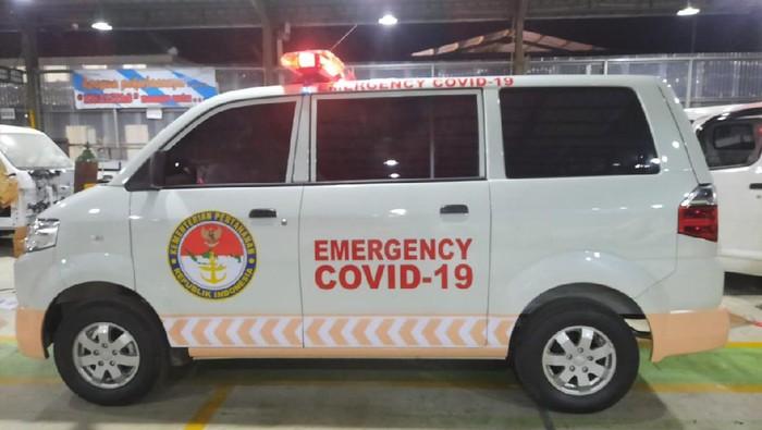 Di Tengah Pandemi Corona, Suzuki APV Makin Laris