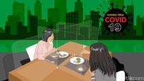 Restoran Minta Dine In Dibolehkan Saat PSBB, Pemprov DKI: Taati Pergub