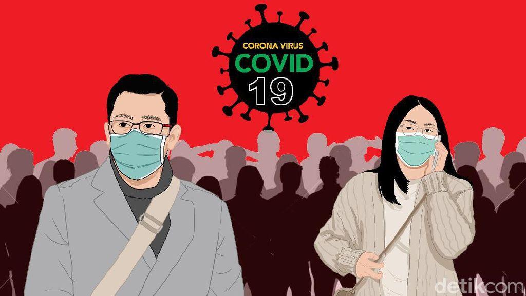 Warga Tak Bermasker Didenda Rp 150 Ribu, Pemkot Bandung: Bukan Cari Uang