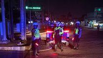PSBB Depok Diperpanjang hingga Besok, Polisi Sekat Arus Balik di 20 Titik