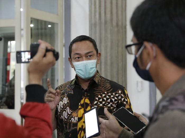 Wali Kota Semarang Hendrar Prihadi, Kamis (28/5/2020).