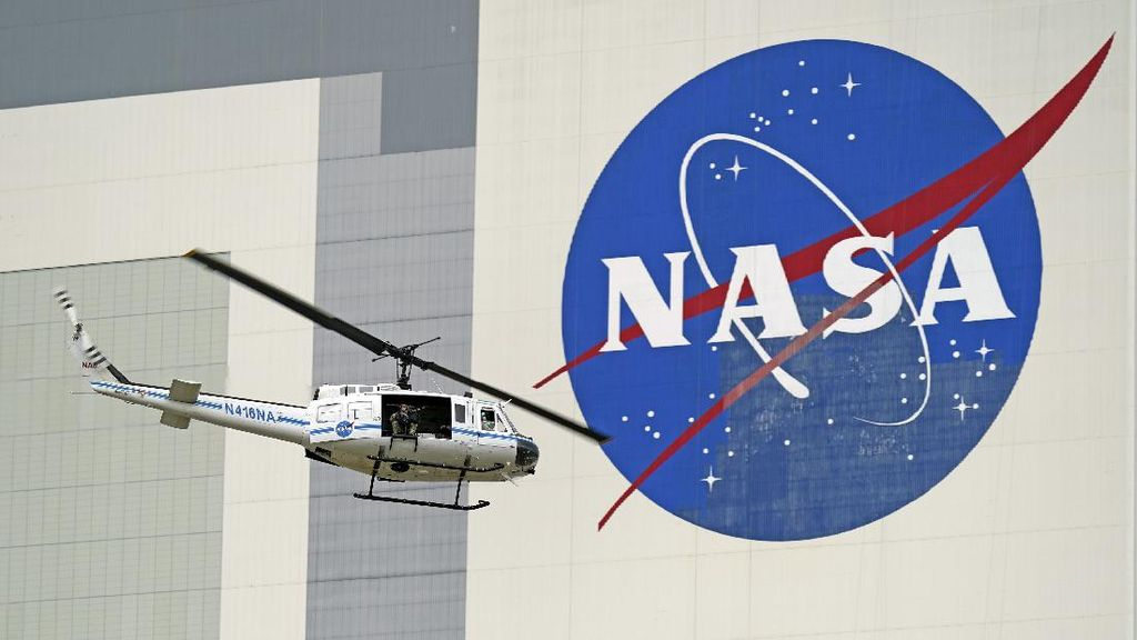 NASA Rayakan 20 Tahun Operasi Muatan Sains ISS