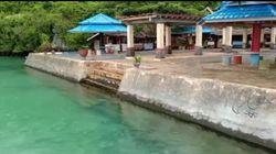 Pedagang Mengeluh Wisata Pantai Meleura Sultra Ditutup Gegara Corona