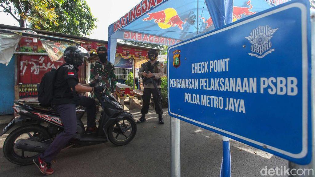 Video Beredar Info PSBB DKI Diperpanjang 18 Juni, Pemprov Sebut Hoax