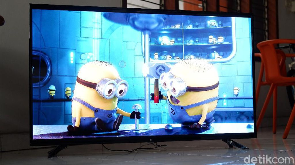 Mi TV 4 55 Inch, Suguhkan Layar 4K Tanpa Menguras Dompet