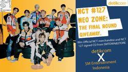 Ini Dia 5 Orang Pemenang Giveaway NCT 127 Neo Zone: The Final Round