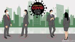 Eijkman: Virus COVID-19 Bisa Bertahan di Udara Selama 8 Jam