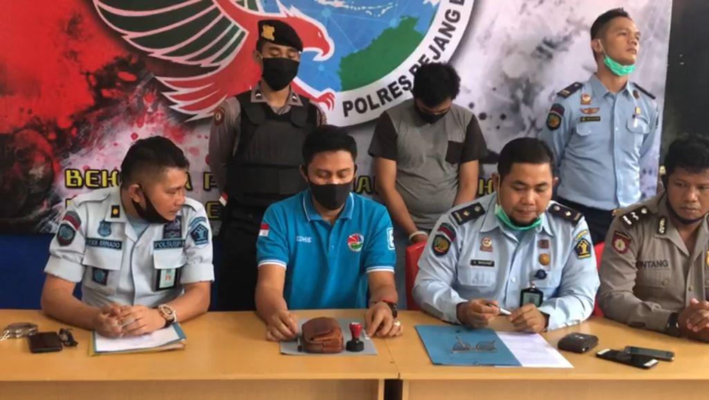 Bebas Berkat Asimilasi, Halilintar Ditangkap Lagi Gegara Narkoba