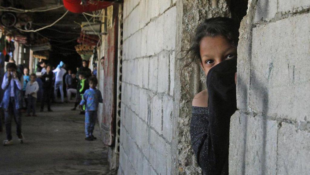 Corona Bikin Derita Anak-anak di Negara Konflik Bertambah