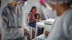 Catat 42 Ribu Kasus Sehari, Lebih dari 1,5 Juta Orang Positif Corona di Brasil