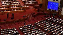 Parlemen China Loloskan RUU Keamanan Hong Kong yang Kontroversial