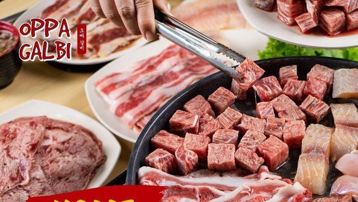 Paket BBQ Korea