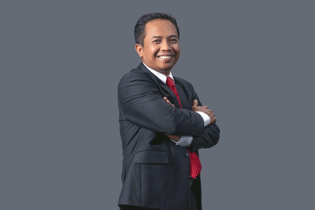 Direktur Jaringan dan Layanan Bank BRI A.Solichin Lutfiyanto (Dok. BRI)