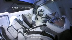 Intip Kemewahan dan Futuristisnya Jeroan Kabin Space X