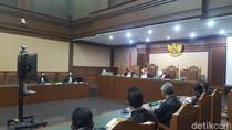 Eks Komisioner KPU Wahyu Setiawan Didakwa Terima Suap Rp 600 Juta