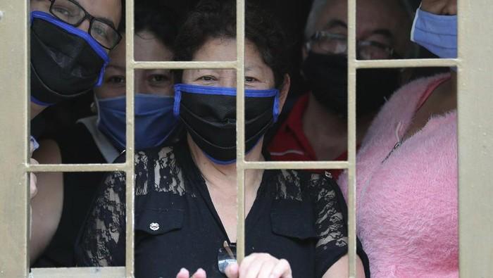 Jutaan orang di Amerika Latin terancam kelaparan akibat Corona (AP Photo)