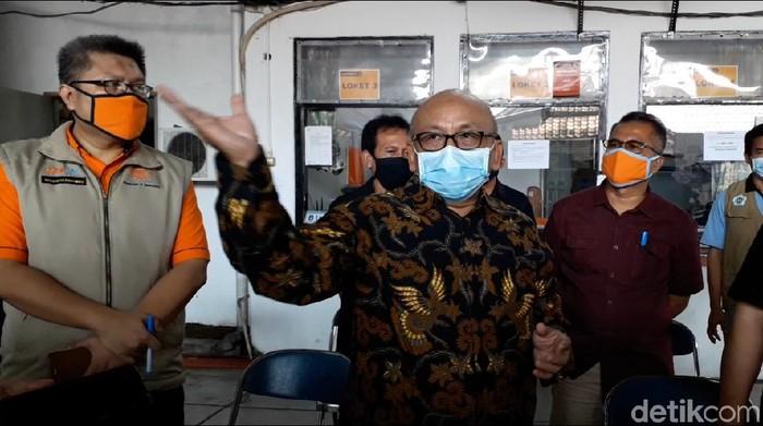 Direktur Jenderal Pemberdayaan Sosial, Kemensos Edi Suharto