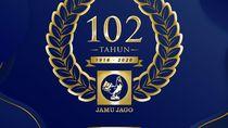 102Tahun Berdiri, Ini Cara Jamu Jago Pertahankan Jati Diri