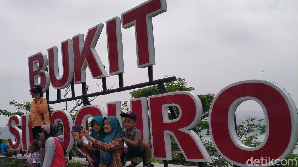 Masih Pandemi Corona, Syawalan di Bukit Sidoguro Klaten Ditiadakan