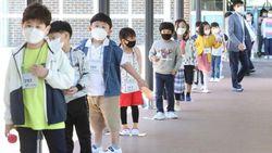 Ratusan Sekolah Korea Selatan Ditutup Lagi karena Lonjakan Kasus Corona