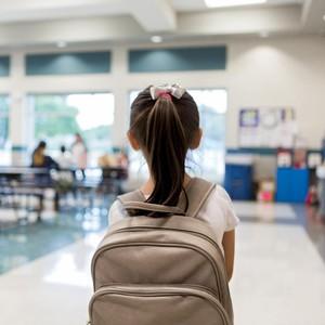 Tak Wajib Pakai Masker, Murid SD Ini Kena Corona di Hari Pertama Sekolah