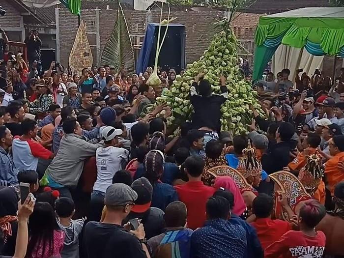 Garebek Ketupat di Kabupaten Magelang 2019.
