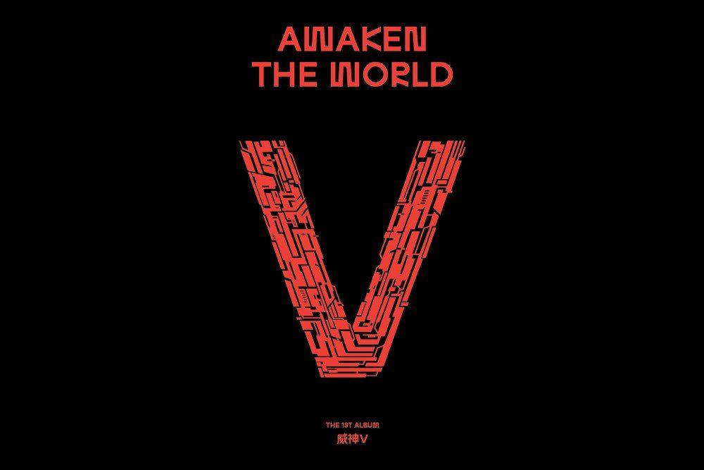 Comeback WayV Awaken The World