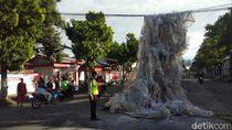 11 Hari, Ada 90 Balon Udara yang Diterbangkan di Ponorogo Diamankan