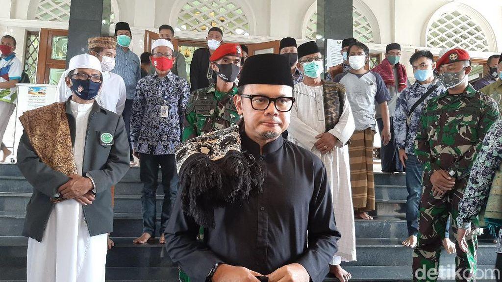 Wali Kota Bogor Bima Arya Izinkan Masjid Kembali Gelar Salat Jumat