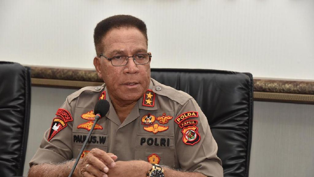 Wanti-wanti Kapolda Kasus George Floyd Jangan Sampai Terjadi di Papua