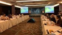 Rapat (Nggak) Virtual, Mendag-DPR Bahas New Normal Perdagangan
