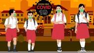 1.800 Anak Positif Corona di Sumut dalam 6 Bulan, Mayoritas Usia SD