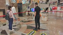 Pengunjung Mal Dibatasi Maksimal 35% Saat New Normal