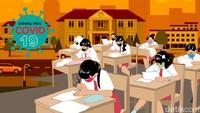 Maaf, SPP Tak Turun Meski Anak Sekolah di Rumah