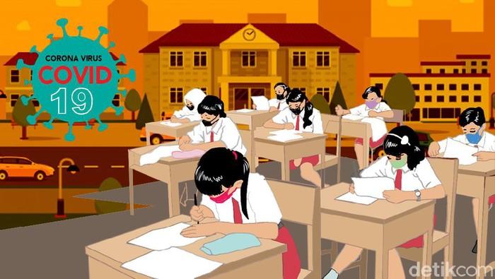 Gubsu Edy Teken Surat Edaran Baru Larang Kbm Tatap Muka Di Sekolah