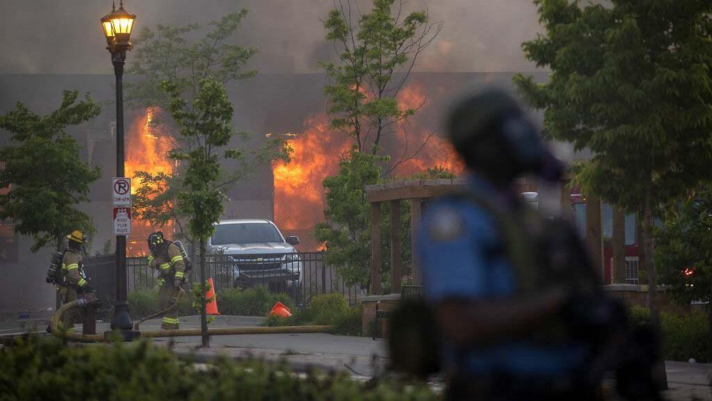 AS Rusuh, Ini yang Dilakukan KBRI Washington Pastikan Keamanan WNI