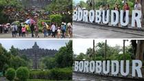 Potret Borobudur Sebelum dan Sesudah Terdampak Pandemi Corona