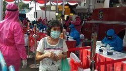 Selama 2 Jam Rapid Test Digelar Massal di Siola, 20 Warga Surabaya Reaktif