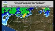 Peringatan Dini BMKG: Potensi Hujan Lebat dan Petir Melanda Sleman