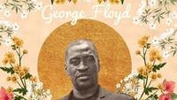 Amarah Atas Kematian George Floyd