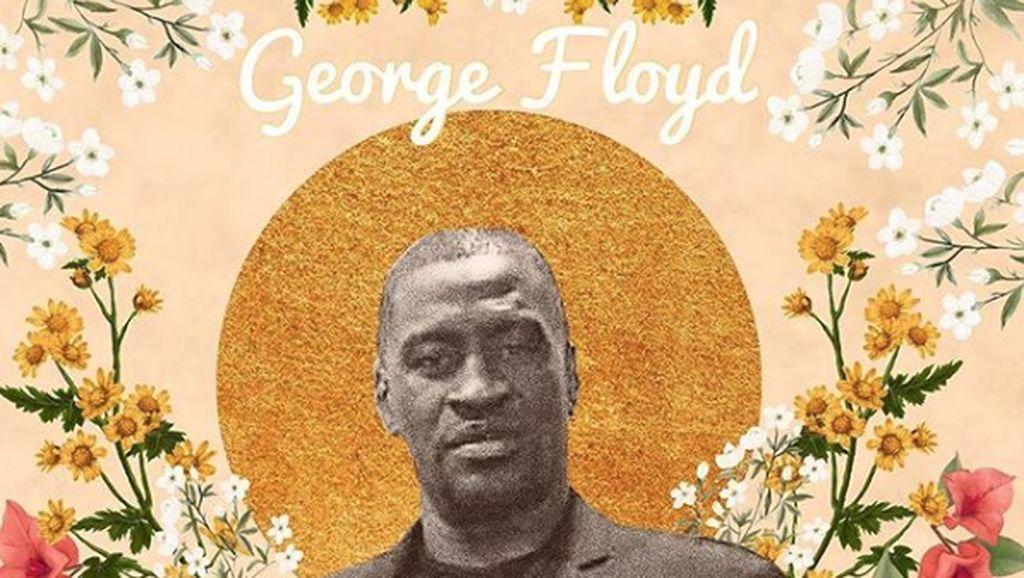Netizen Penasaran, George Floyd Itu Siapa Masuk Google Trend