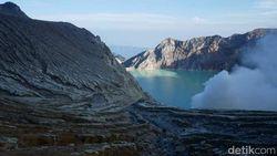 Gelombang Tsunami Kawah Ijen yang Telan Korban Hanya Terjadi Beberapa Detik