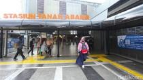 Dishub DKI Uji Coba Operasional Kawasan Stasiun Tanah Abang
