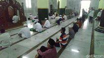 Masjid Agung Kauman Semarang Kembali Gelar Salat Jumat