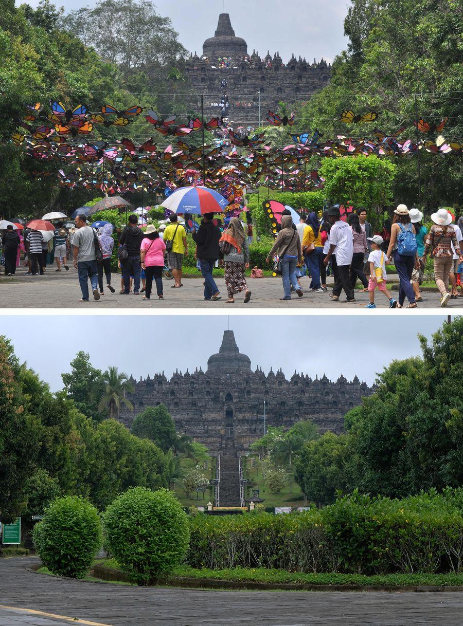 Cover Borobudur